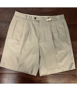 Cutter & Buck Pleated Shorts - Size 36 - $12.60