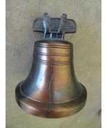 Liberty Bell Still Metal Bank Shepherd Mall State Bank Oklahoma City OK - $22.50