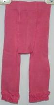 RuffleButts RLKCA000000 Candy Ruffle Tights Hot Pink Size 0 to 6 Months image 2