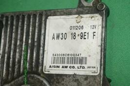 Mazda CX7 CX-7 AT TCM TCU Trans Transmission Control Module Unit AW30-18-9E1-F image 2