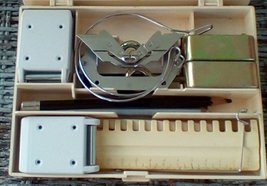 Brother ElectroKnit KH-910 Accessory Box with Contents.  G-043 - $65.00