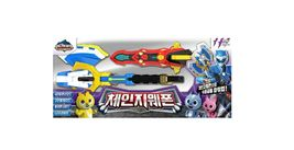 Miniforce Change Weapon Super Dinosaur Power Transformation Toy Action Figure image 4