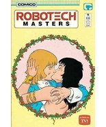 Robotech Masters #15 [Comic] Mike Baron and Neil Vokes - $4.95