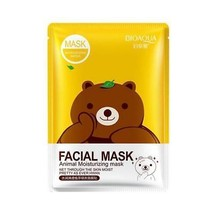 BIOAQUA Cartoon Animal Moisturizing Face Facial Masks - $2.12