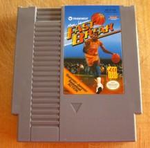 Magic Johnson's Fast Break (Nintendo NES, 1990) - $5.89
