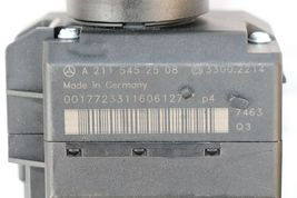 07 Mercedes W219 CLS550 V8 Engine Computer Ignition FOB ECU EIS ISL Married Set image 4