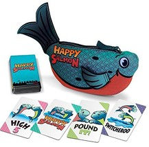 Stoneblade Entertainment Happy Salmon Blue Fish by North Star Games | Fa... - $19.83