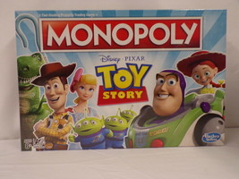 NEW SEALED Hasbro Disney Toy Story Monopoly Board Game - $18.49