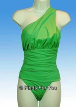 J Crew Off The Shoulder Tank Size 12 Style 59309 $118 Green New - $27.59