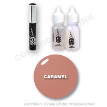 LIP INK Organic  Smearproof Special Edition Lip Kit - Caramel - $49.90