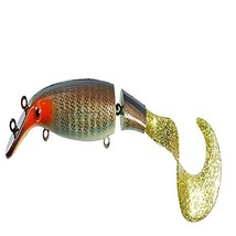Musky Mania Super Jointed Believer, Nine Dollar Bass, 8-Inch - $43.26
