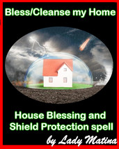 Blessed Hearth and Home - House Blessing and Shield Protection spell  - $67.50