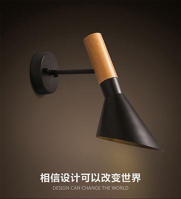 Modern Croupier Metal AJ Sconce E27 Light Wall Lamp Wallmount Lighting Fixture