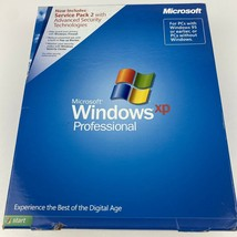 Microsoft Windows XP Professional Operating System Software Version 2002 - $168.29