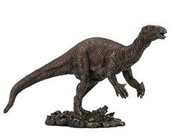 "8.5"" Iguanodon Dinosaur Statue Collectible Figurine Figure Prehistoric Animal - $44.00"