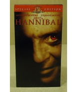 metro-Goldwin-Mayer Pictures Hannibal VHS Movie  * Plastic Paper - $4.34