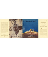 Ernest Hemingway THE OLD MAN AND THE SEA for 1st edition book - $21.56