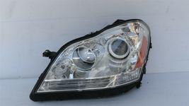 07-12 Mercedes Benz X164 GL350 GL450 Headlight Lamp Halogen Driver Left LH image 8