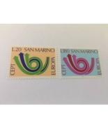 San Marino Europa 1973 mnh  stamps #abe - $1.20