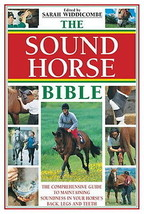 The Sound Horse Bible : Sarah Widdicombe - Brand New Hardcover    @ZB - $14.95