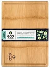 Extra Large Single Piece Bamboo Wood Cutting an... - $38.74