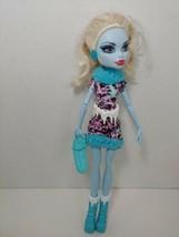 Monster High doll Abbey Bominable Art class  - $9.89