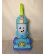 Fisher-Price Laugh & Learn Light-Up Learning Vacuum - $9.89