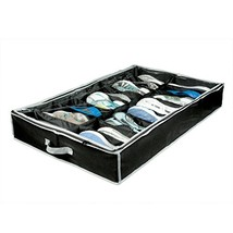 Richards Homewares Gearbox Sixteen Organizer Black - $21.78 CAD