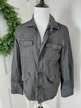 Black Hearts Brigade Men's Checkered Jacket NWT Size Medium Black Gray - $49.49