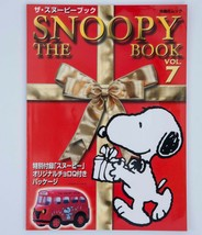 The Snoopy Book Japanese Peanuts Shopper's Selection Catalog Vol.7 2003 - $11.88