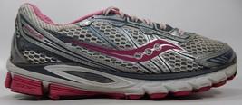 Saucony Ride 5 Women's Running Shoes Size US 8 M (B) EU 39 Silver Pink 10156-1