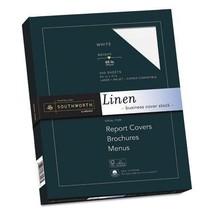Southworth® 25% Cotton Linen Cover Stock - $57.07
