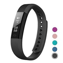 Fitness Tracker Watch As Fitbit Slim Touch Screen Android Ios Pedometer ... - $633,47 MXN