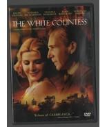 The White Countess - Natashia Richardson - DVD 11718 - PG-13 - 2005 - Sony. - $1.67