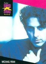 Michael Penn trading Card (Musician) 1991 Proset Musicards Super Stars #216 - $3.00
