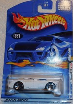 """2001 Hot Wheels 1st Editions """"Cunningham Car"""" Collector #051 Mint On Card - $6.00"""