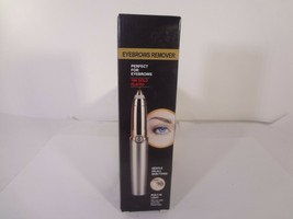 Eyebrows Remover for Perfect Eyebrows 18K Gold Plated Gentle on AST 12-U - $12.87