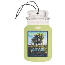 11 new yankee candle classic car jar air freshener see america everglade... - $22.00