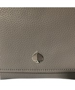 Kate Spade New York Polly Convertible Pebbled Leather Flap Shoulder Bag - £125.64 GBP