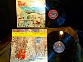 Christmas With Chet Atkins - The Countryside of Christmas AA-191759 Vintage Col