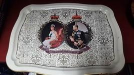 Queens Silver Jubilee 1977 Queen Elizabeth II Commemorative Vintage Serv... - £5.52 GBP