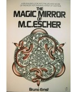 VTG COLLECTIBLE 1976 1ST ED MAGIC MIRROR OF M C ESCHER, NETHERLANDS, PAP... - $14.99