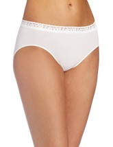 Bali Women's Comfort Revolution Seamless Lace Hipster Panty 2651 - $6.99