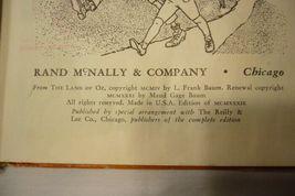 3 L Frank Baum 1939 Books Pumpkinhead - Road - Land image 8