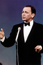 Frank Sinatra 1960's TV Show By Mike Color Poster 18x24 Poster - $23.99