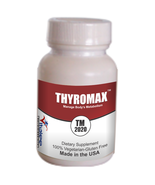 Thyromax- Natural Thyroid Hyperthyroidism Management Supplement (Capsule... - $37.36