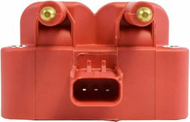 40K Volts High Output Ignition Coil For Mini Cooper, Dodge, Chrysler, Pack Red image 7