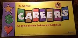 Pressman Careers The Original Family Fun Board Game 1997 Edition 100% Complete  - $18.46