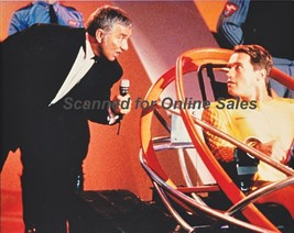 Richard Dawson Arnold Schwarzenegger 8x10 Photo - $9.99