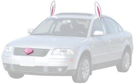 Mystic Industries Easter Bunny Vehicle Costume - $30.54